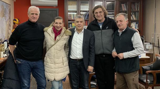 Μεγάλες αθλητικές διοργανώσεις στη Θεσσαλία στο προσεχές διάστημα