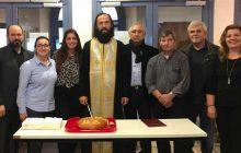 Έκοψε την πίτα της η Ομοσπονδία Θεσσαλικών Συλλόγων Ευρώπης