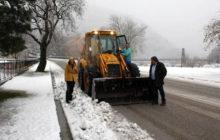 Σε ετοιμότητα ο Μηχανισμός του Δήμου Πύλης για την αντιμετώπιση του χιονιά