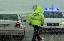 Ενημέρωση για την κατάσταση στο οδικό δίκτυο Θεσσαλίας (12/01 Ώρα 19:00)