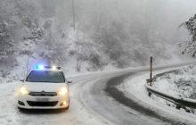 Η κατάσταση στο οδικό δίκτυο Θεσσαλίας (11/01 Ώρα 19:00)