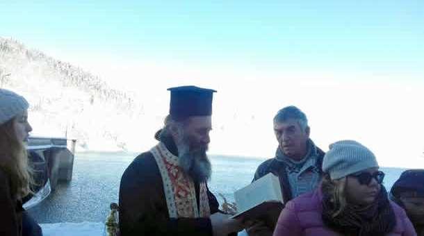 Θεοφάνεια στην Τοπική Κοινότητα Καστανιάς