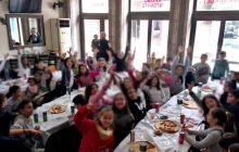 Εκδήλωση για τα παιδιά του Κατηχητικού Σχολείου Μουζακίου