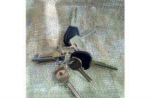 Βρέθηκαν κλειδιά σε ΤΑΞΙ του Μουζακίου