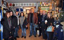 Νέοι επισκέπτες από τη Λεμεσό της Κύπρου στο Μουσείο Αστυνομίας Καρδίτσας