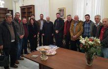 Δημιουργική συνάντηση με τον Σεβασμιότατο Μητροπολίτη κ.κ. Τιμόθεο