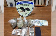 Δύο συλλήψεις στα Τρίκαλα για ναρκωτικά