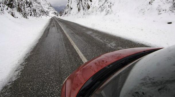 Η κατάσταση στο οδικό δίκτυο της Περιφέρειας Θεσσαλίας (6/1/2019 Ώρα:19.00)