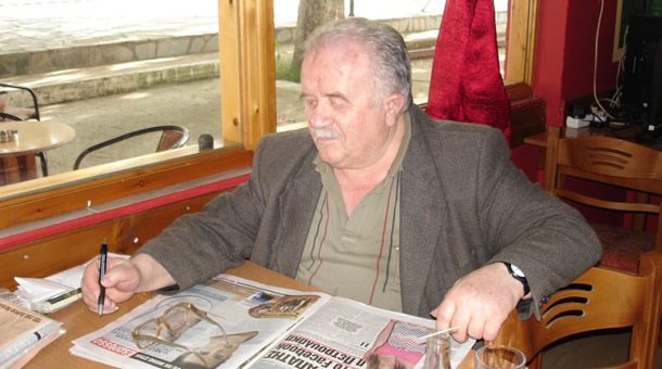 Απεβίωσε σε ηλικία 83 ετών ο Νικόλαος Γ. Παλάντζας