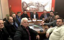 Συνάντηση Αγοραστού με Ομοσπονδία Κτηνοτρόφων Θεσσαλίας