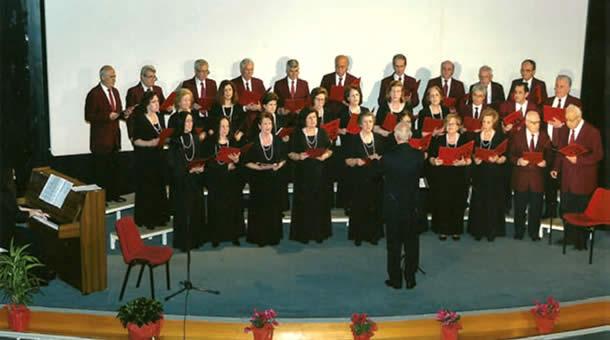 Ο «ΑΡΙΩΝ» εν...δράσει στο 19ο Φεστιβάλ Χορωδιακού Τραγουδιού