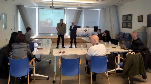 Εκπροσώπηση του Δήμου Καρδίτσας σε συνάντηση εργασίας Erasmus+