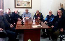 Συναντήσεις Ε.Σ.Ε.Κ. με τους Δήμους Καρδίτσας και Παλαμά