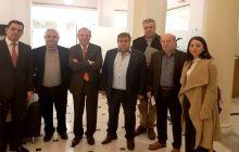 Πραγματοποιήθηκε η συνάντηση για το υποκατάστημα της ΕΤΕ στην Πύλη