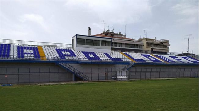 Απαγόρευση μετακίνησης φιλάθλων για το ματς Απόλλων Λάρισας - Ηρακλής