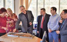 Έκοψε την πίτα της η Διεύθυνση Κοινωνικής Προστασίας Παιδείας & Πολιτισμού του Δήμου Καρδίτσας