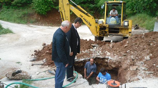 2.991.935 ΕΥΡΩ στο Δήμο Μουζακίου για το έργο «Αντικαταστάσεις υδρεύσεων ΔΕ Παμίσου»