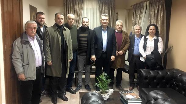 Ενεργειακή Κοινότητα Καρδίτσας: Συναντήσεις με τους Δήμους Σοφάδων & Μουζακίου