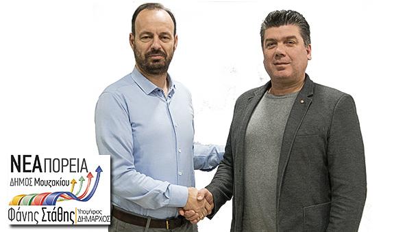 Φάνης Στάθης: Ανακοίνωση υποψηφίων δημοτικών συμβούλων του συνδυασμού «Νέα Πορεία» Δήμου Μουζακίου