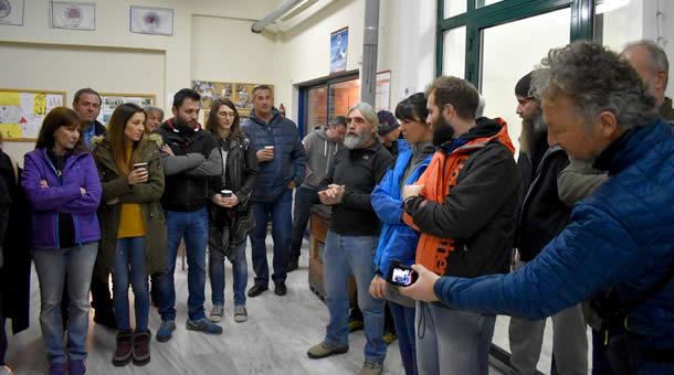 Σε ευχάριστη ατμόσφαιρα η κοπή πίτας της Ελληνικής Ομάδας Διάσωσης Καρδίτσας