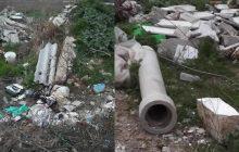 Με τόνους σκουπιδιών μπαζώνουν την παλιά κοίτη του ποταμού Παμίσου στο Δήμο Μουζακίου