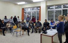 Εκδηλώσεις ενημέρωσης του ΣΔΕ Καρδίτσας σε συνεργασία με το ΚΥ Σοφάδων