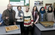 Κοπή πίτας στο Δημοτικό Σχολείο Μαυρομματίου