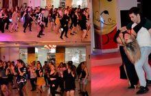Ένα καταπληκτικό διήμερο με Latin χορούς στο Mouzaki Palace
