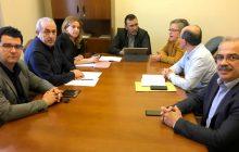 Συνάντηση της Παναγιώτας Βράντζα για τα Ελληνικά Ταχυδρομεία
