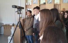 Επίσκεψη μαθητών στο Τμήμα Επιστημών Ξύλου και Σχεδιασμού της Σχολής Τεχνολογίας Καρδίτσας