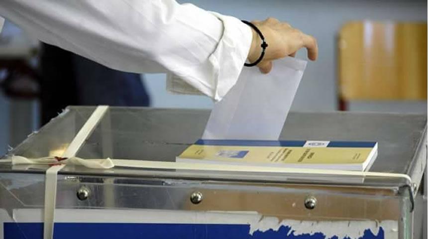 Τα εκλογικά τμήματα της Αργιθέας στις Δημοτικές και Περιφερειακές Εκλογές