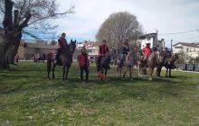 Ο Ιππικός Σύλλογος Τρικάλων γιόρτασε τους προστάτες του Αγίους Θεοδώρους