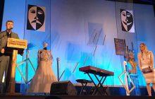 Χαιρετισμός Γ. Κωτσού στο 35ο Πανελλήνιο Φεστιβάλ Ερασιτεχνικού Θεάτρου Καρδίτσας