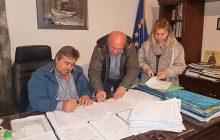 Δύο νέα έργα υπέγραψε ο Δήμαρχος Πύλης κ. Κωνσταντίνος Μαράβας