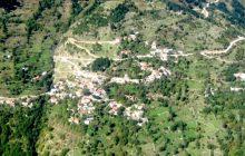 Οξυά Καρδίτσας - Δασικοί Χάρτες - Διαπιστώσεις