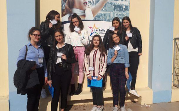 Συμμετοχή του 1ου Γυμνασίου Σοφάδων σε Αγώνες Λόγου στα Γαλλικά