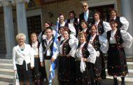 Τρίκαλα: Δυναμική παρουσία του Συλλόγου Αργιθεατών Τρικάλων στην παρέλαση