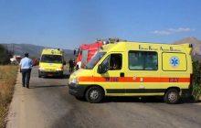 Τέσσερις νεκροί και εικοσιέξι τραυματίες στην άσφαλτο τον Οκτώβριο στη Θεσσαλία