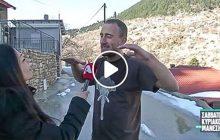 Ο Νίκος Μάνεσης συναντά τον Κων/νο Βασιλακάκο στο Πετρίλο Μουζακίου!
