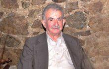 Απεβίωσε ο Κωνσταντίνος Σκέντος σε ηλικία 88 ετών