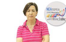 Νέα Πορεία: «Ανακοίνωση υποψηφιότητας της Χρυσούλας Παναγή»