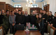 Karditsa Earthquake Project - Επίσκεψη στην Επισκοπή & την Β' Βάθμια Εκπαίδευση Καρδίτσας