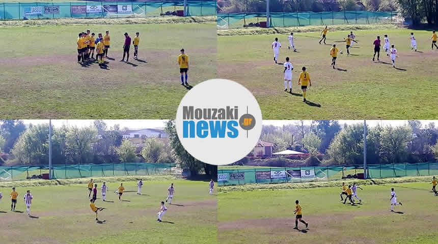 ΑΕ Μουζακίου Κ14: «Κούμπωσαν» στην πρώτη θέση!
