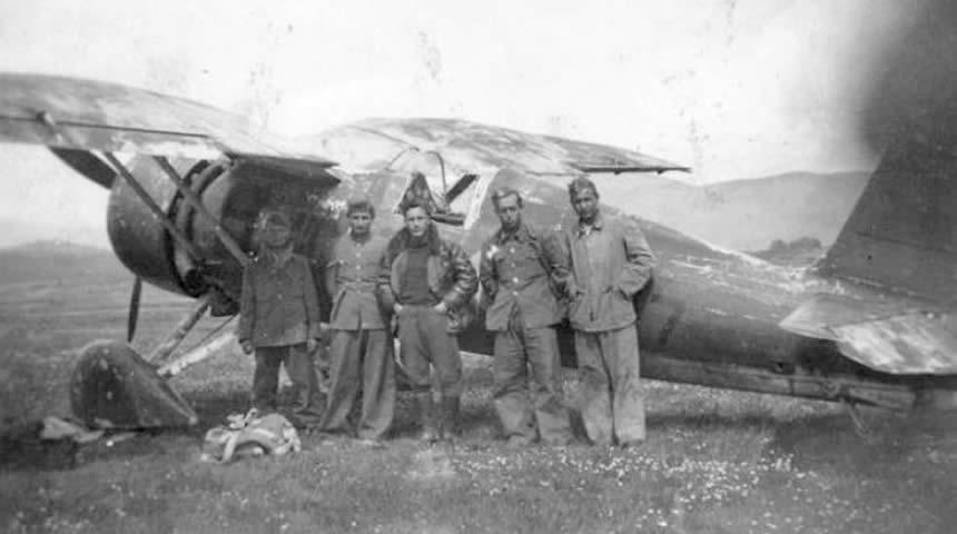 Η αερομαχία των Τρικάλων το 1941