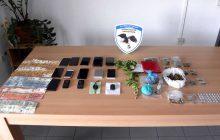 Τρίκαλα: Εξαρθρώθηκαν δύο εγκληματικές οργανώσεις που δραστηριοποιούνταν στη διακίνηση ναρκωτικών