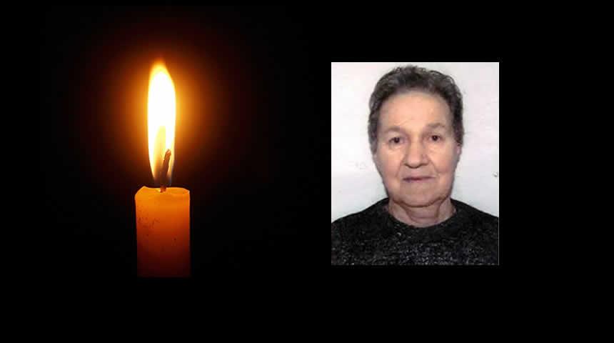 Έφυγε από τη ζωή σε ηλικία 80 ετών η Κασσιανή Γρηγορίου