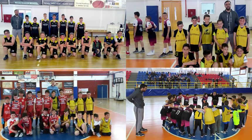 Γ.Σ. Μουζακίου: Με επιτυχία το τουρνουά μπάσκετ μίνι - προμίνι - τζούνιορ και παιδικό στο Μουζάκι