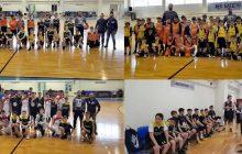 Η Ακαδημία μπάσκετ του Γ.Σ. Μουζακίου σε τουρνουά στα Ιωάννινα