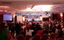 Κορυφώνεται η 11η Διεθνής Συνάντηση Σχολικών Χορωδιών στο Mouzaki Palace