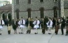 Μουζάκι Καρδίτσας - Πασχαλινά Τραγούδια (αρχείο Αθ. Κατσαρού)